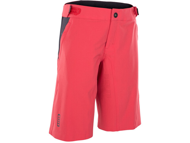 ION Traze AMP Bike Shorts Women pink isback